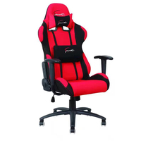 Top Ergonomic Leather Gaming Chair High back Swivel Racing Office Chair with headrest