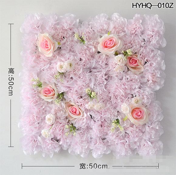 Hot Sale Wedding Arrangementsilk Flower Walldecorative Flower