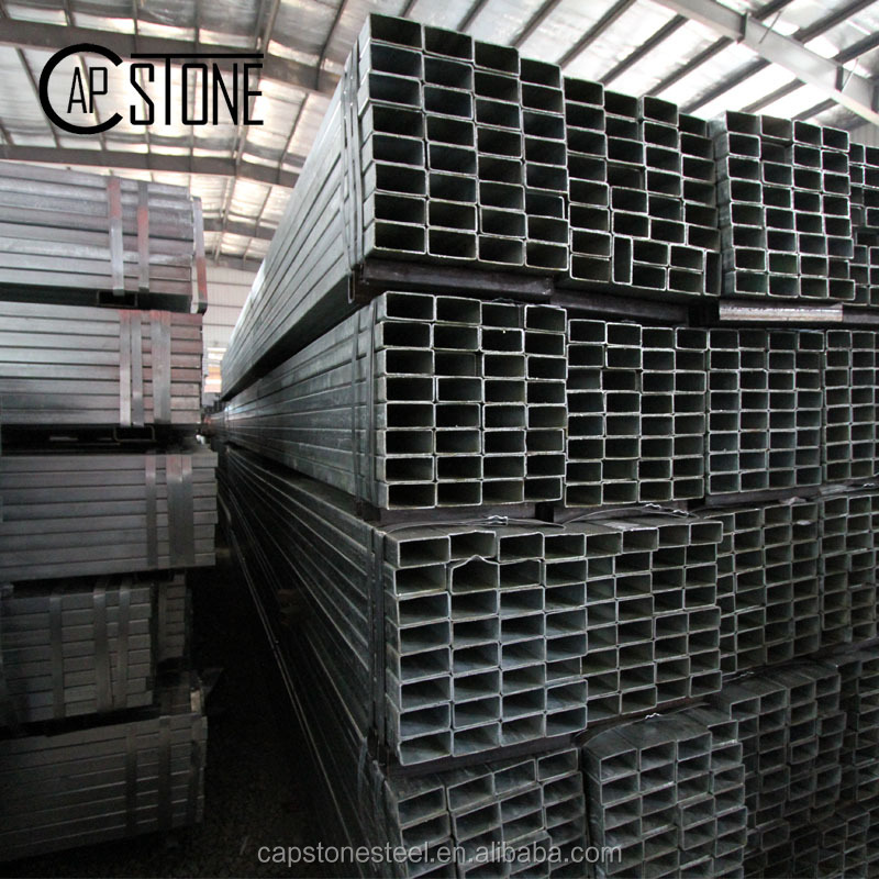 Factory direct supply galvanized steel stainless steel hollow section singapore