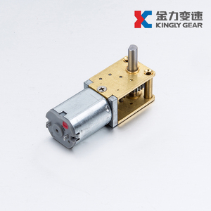 3v~6v 12mm Electric DC Metal Gear Micro Square Gearbox Motor GM12-N20 for Digital Lock/Robots/Automatic Door-lock