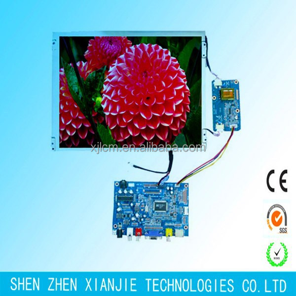 touch screen/12.1 inch tft lcd module 800*600