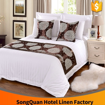 Wholesale Hotel Used Bed Sheet 100 Egyptian Cotton Hotel