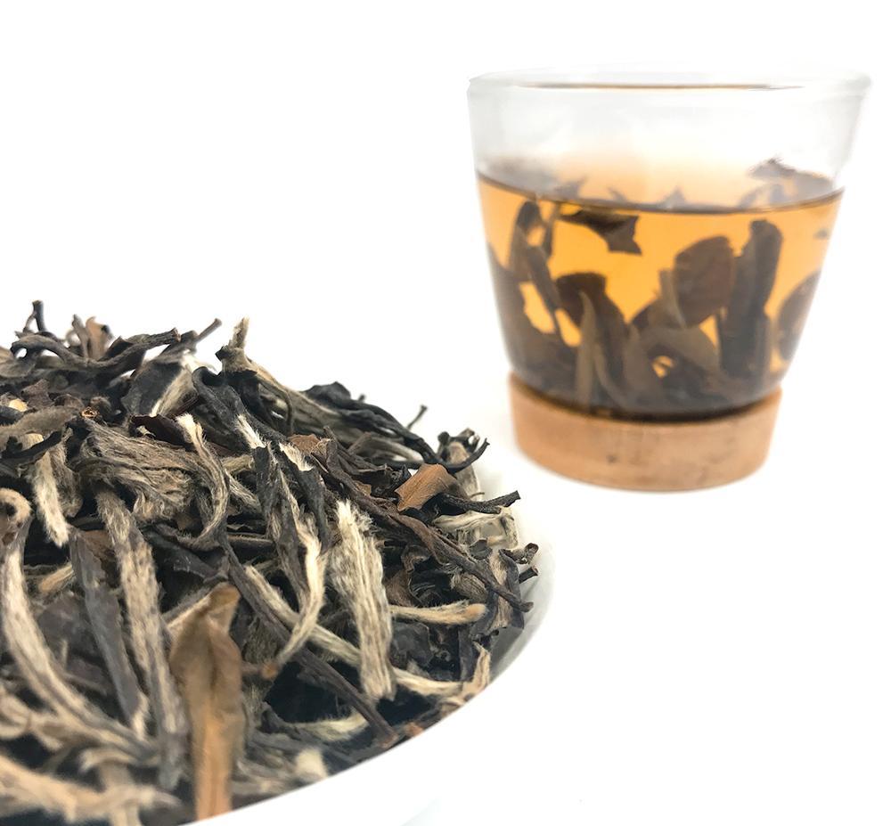 Famous White Tea Brands Organic Fujian White Tea Slimming Peony Loose White Tea - 4uTea | 4uTea.com