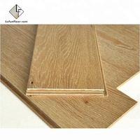 wide plank white wash oak engineered timber flooring
