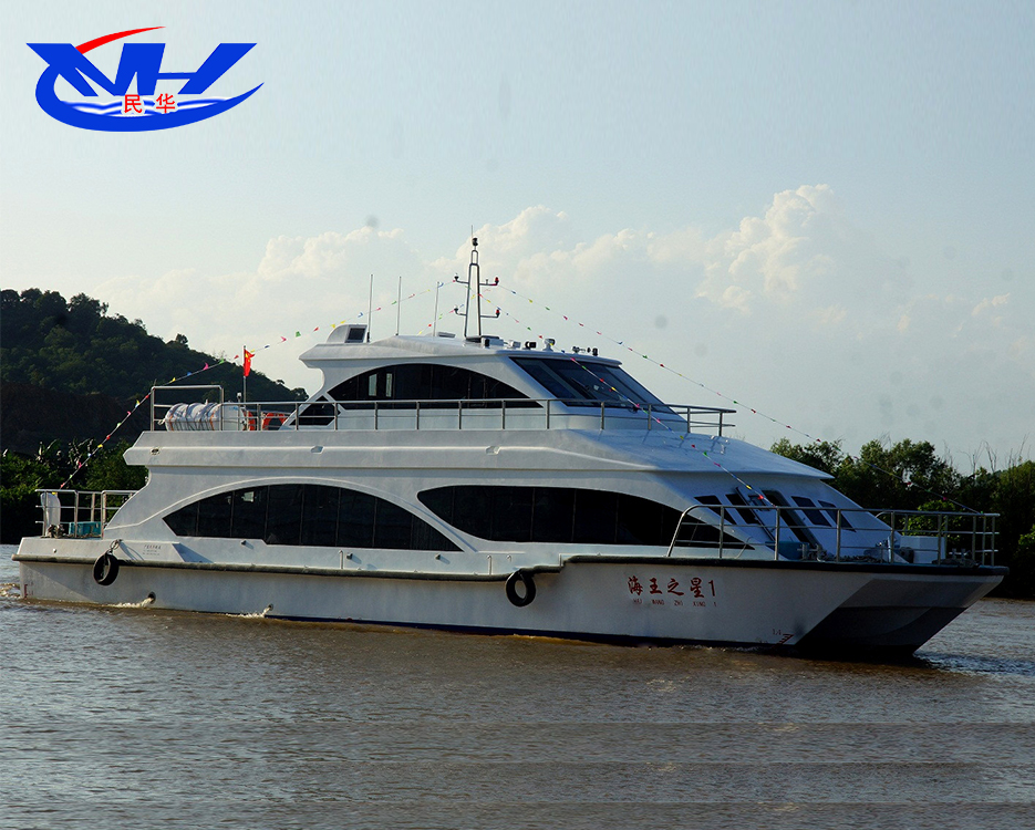 22.8m /92 Passenger nice boat for sale in Singapore market