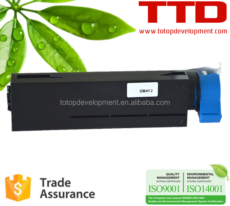 TTD Toner 45807103 for OKI B412 B432 B512 MB472 MB492 MB562 Toner Cartridge