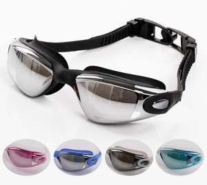 anti-UV High definition unique design advanced swim goggles directly sale