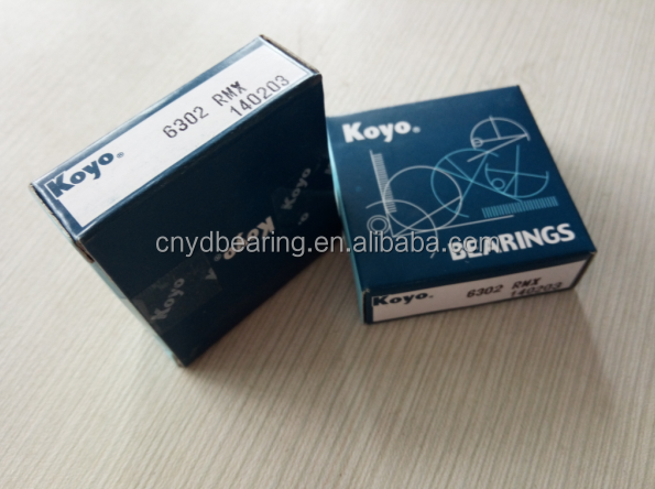 koyo bearing 6302 RMX used for Bicycle