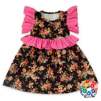 2016 Lovely Children Frocks Designs New Model Baby Girl Cotton ...