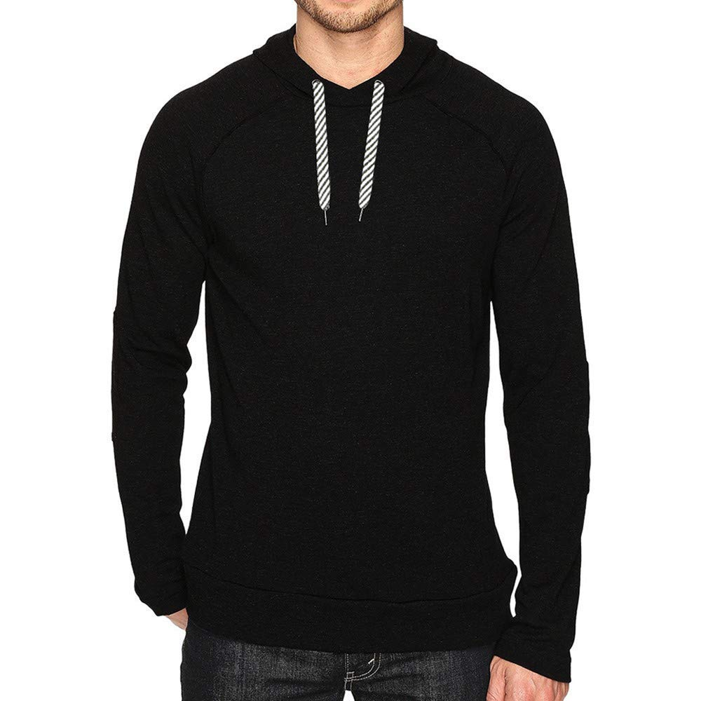 Photno Mens Sweatshirts,2018 Casual Pullover Hoodie Jacket Hooded Sweatshirt Tops Coats Hoodies Men