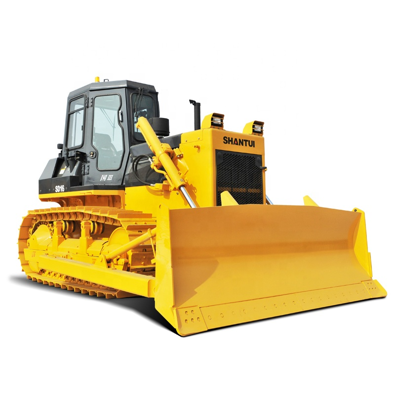 SHANTUI Nuovo SD16 grande bulldozer made in china bulldozer in vendita