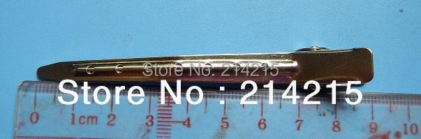 10 шт. раздел наращивание волос оснастки парик клипы 9.0 см