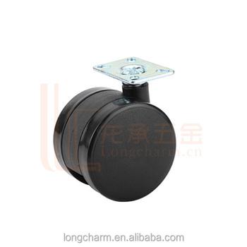 Piedini Plastica Per Sedie.2 Pollici Caster Piedini In Plastica Per Sedie In Metallo Ruota