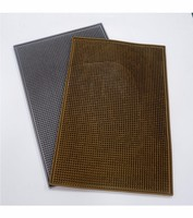 Free sample Nitrile Rubber Bar Mat/Runner with Logo Printing competitive price