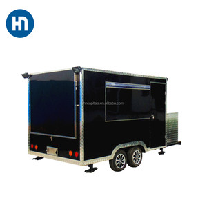New mobile sushi food truck pricewith frozen yogurt machine mobile food cart frozen yogurt cart