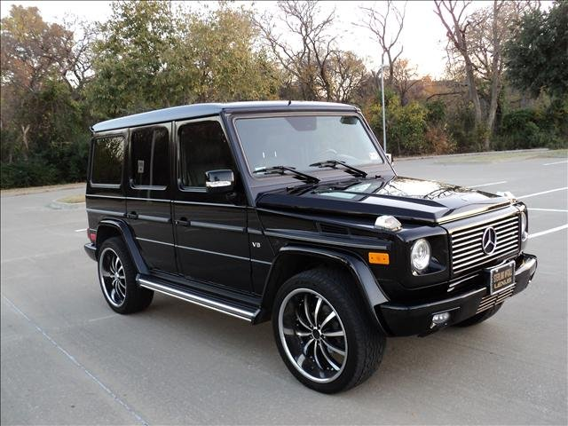Image gallery mercedes g 500 2008 for 2008 mercedes benz g class