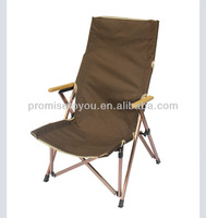 Outdoor folding relax chair fishing chair aluminum folding camping chair