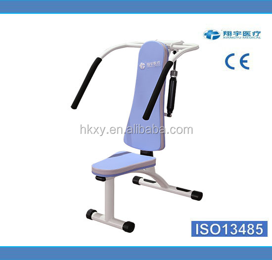 10% discount CE certified isokinetic shoulder press rehabilitation equipment