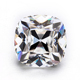 High Quality OMC 8mm Simulated Diamond Created Loose Synthetic Moissanite.