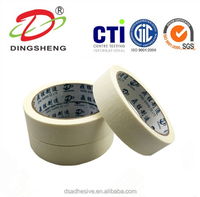 Auto painting masking tape High Temperature Masking Tape