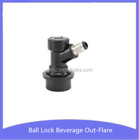 Ball Lock Disconnect Liquid OUT - 1/4