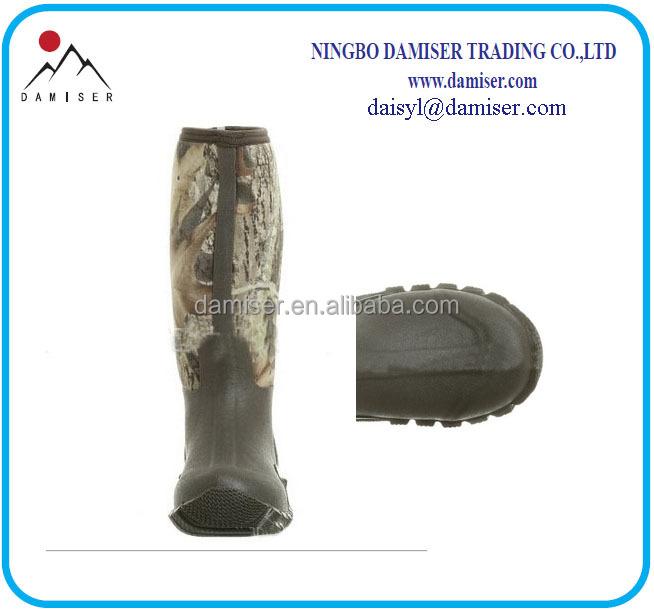 Lightweight Neoprene Boots Camouflage MB04 Camo Hunting Uwd44qC