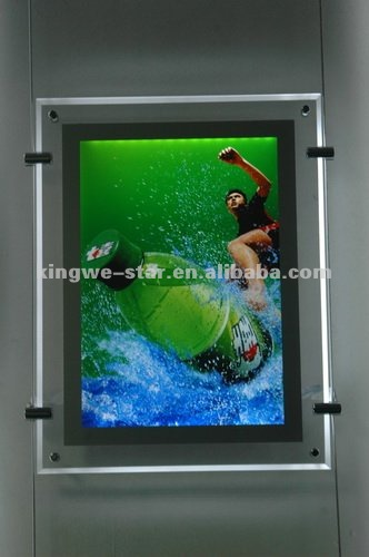 Shenzhen Crystal 2013 Acrylic Photo Frames for Picture