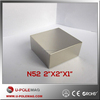 "N52 Neodymium Magnets 2""x2""x1"" NdFeB Super Strong Magnets"