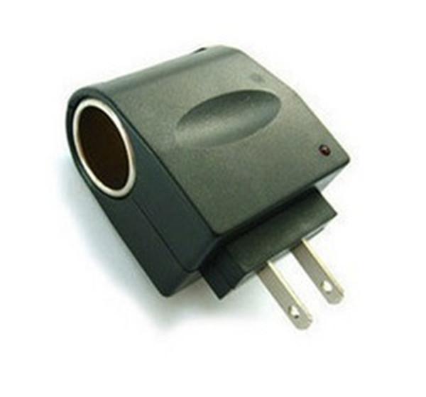 Get Quotations 110v 240v Ac Wall Plug To 12v Car Charger Dc Socket Converter Adapter