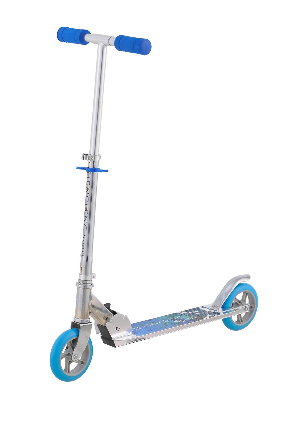 new children kids kick foot scooter 2 wheel foot pro. Black Bedroom Furniture Sets. Home Design Ideas