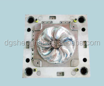 Plastic Injection Fan Blades Mold <strong>Mould</strong>