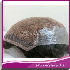 Lace cap for wig making / wrap around human hair ponytail / full lace thin skin
