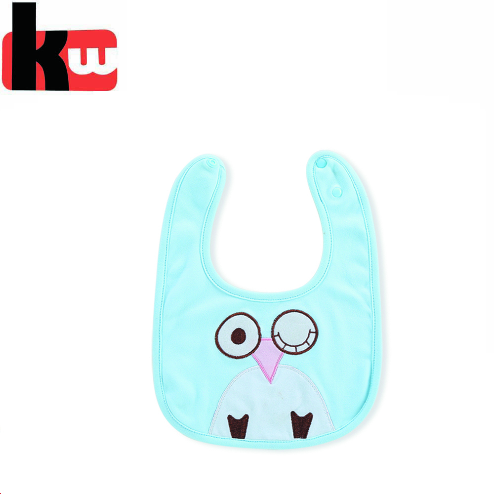 Good Quality Soft Cottoon Baby Bibs And Burp Cloth Set