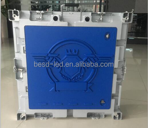 SMD outdoor die casting aluminium <strong>led</strong> <strong>display</strong> P5 waterproof CE