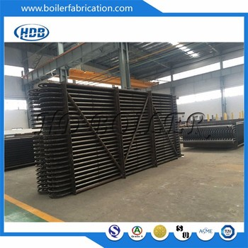 Thermal Power Plant Boiler Spare Parts Steam Superheater Heat ...