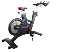 lanbo factory Commercial Spin Bikes gym magnetic fitness spin bike commercial Magnetron spin bike