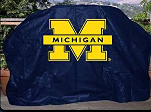 "University of Michigan Barbecue 59"" BBQ Barbeque Grill Cover"