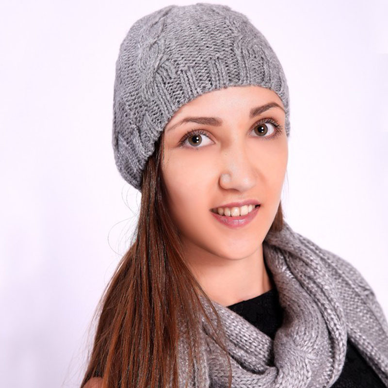Get Quotations · 2015 Hot Sales Grey Knitted Crochet Beanies Cap for Men  Women Top Quality Casual Touca Headgear 190c8e621
