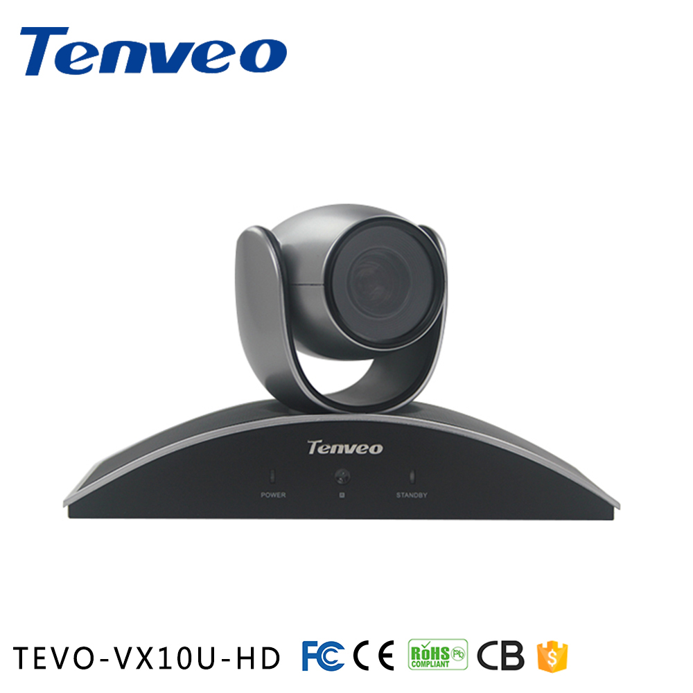 TEVO-VX10U-HD 10X Zoom 1080P USB 3.0/HDMI Video conference camera