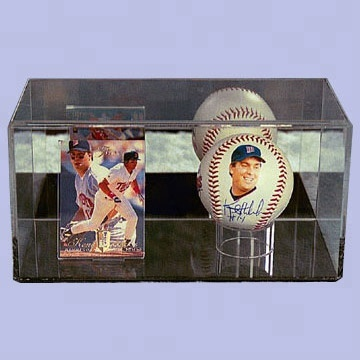 Clear Acryl Baseball Card Display