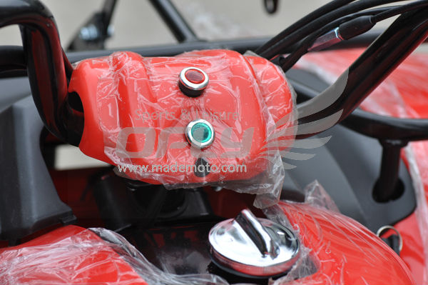 CE Approved 200CC ATV Equipped with Powerful Water Cooling Engine AT2007