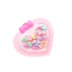 Factory Wholesale New Fashion Children Rings Jewelry Plastic Adjustable Jewelry Ring Set