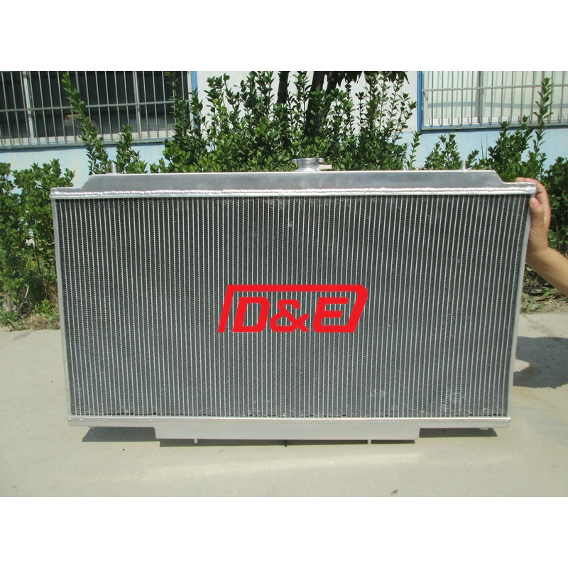 Aluminum and shroud radiator and fan for Y61 GU 3.0 ZD30 ZD30CR 2.8 TDI RD28 4.2L 1997-2013 MT 98 99