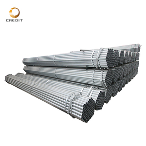 Factory price gi threaded, galvanized for pvc window doors, tianjin steel pipe