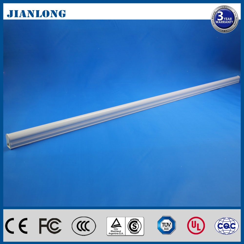 7W IP65 Integrated Brackets LED fluorescent lamp