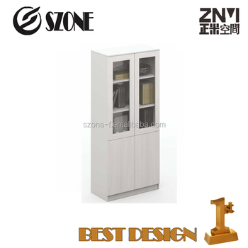 ZNMIS NEW OFFICE 2 Doors Filing Cabinet P-CH0804