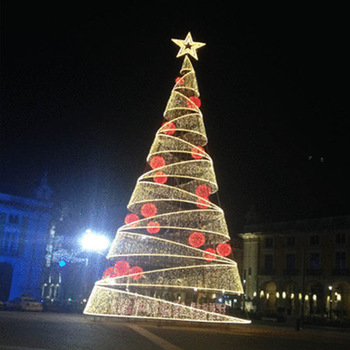 Commercial Christmas Decorations.Outdoor Creative Commercial Christmas Decorations Giant Led Christmas Tree For Shopping Malls Centre Decorations Displays Buy Creative Led Christmas