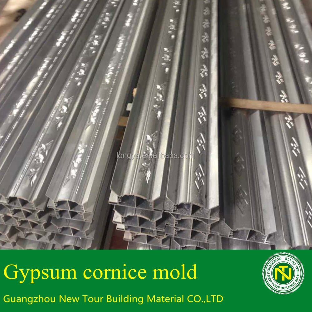 molds for gypsum cornice aluminum molding