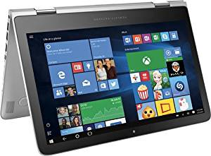 """HP - Spectre x360 2-in-1 13.3"""" Touch-Screen Laptop - Intel Core i7 - 8GB Memory - 512GB Solid State Drive - Natural Silver"""