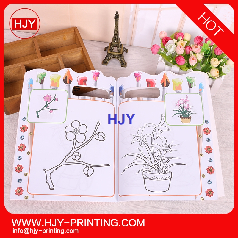 Color Filling Book Wholesale, Book Suppliers - Alibaba
